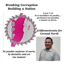 BPF Candidate | Alfonso Acosta