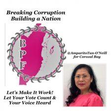 BPF Candidate | Amparito Tun O'Neill