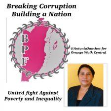BPF Candidate | Antonia Sanchez