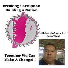 BPF Candidate | Edwardo Ayala