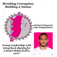 BPF Candidate | Heber Reyes