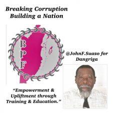BPF Candidate | John Suazo