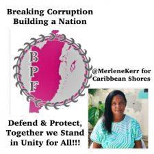 BPF Candidate | Merlene Kerr