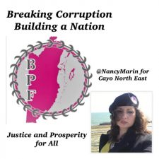 BPF Candidate | Nancy Marin