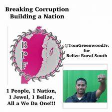 BPF Candidate | Tom Greenwood